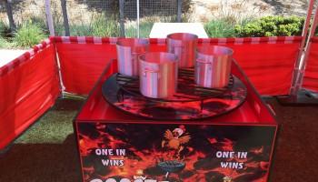 Rooster Roast Carnival Game Rental