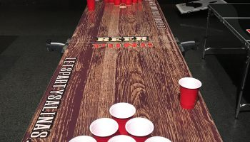 California Beer Pong Table Rental