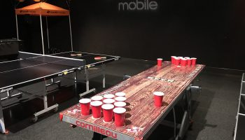 Beer Pong Table Rental San Francisco Bay Area