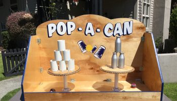 XXL Pop A Can Carnival Game Rental