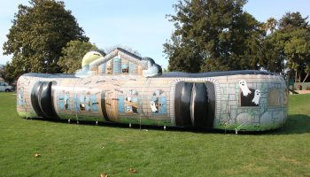 Haunted House Inflatable Rental