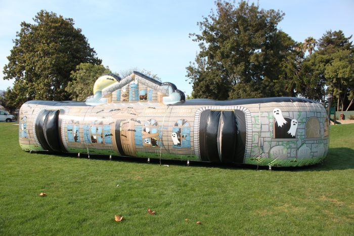 Inflatable Haunted House Rental