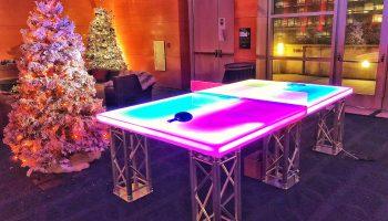 Ping Pong Table Rental San Jose California