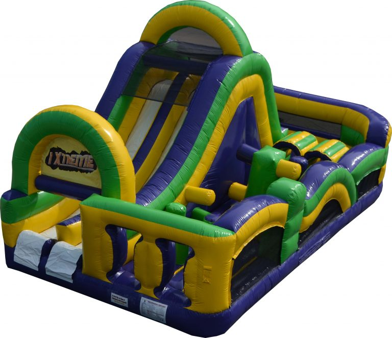 Radical Run Inflatable Rental