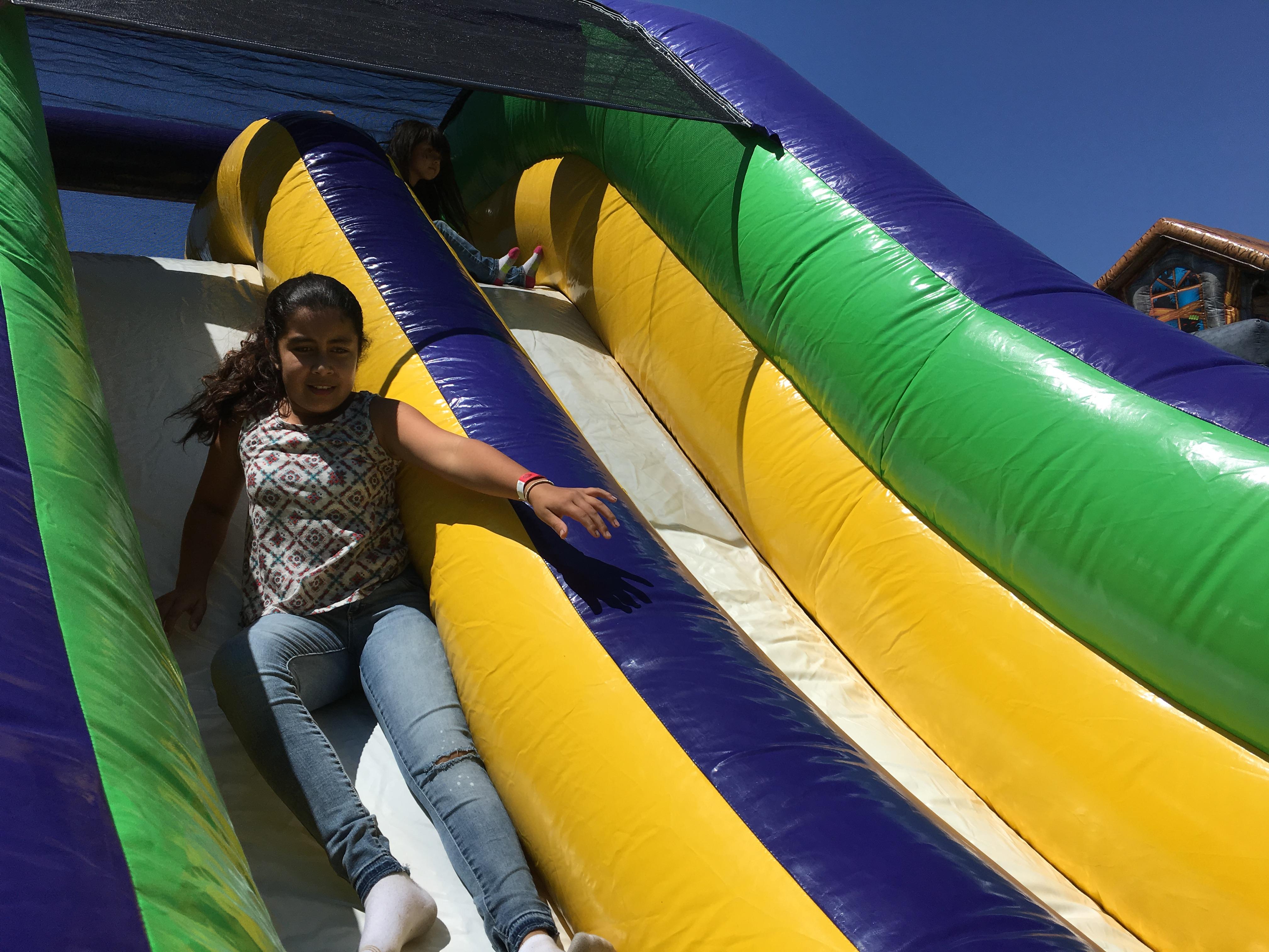 Radical Run Inflatable Rental