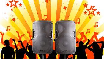 Wireless Bluetooth Speaker Rental
