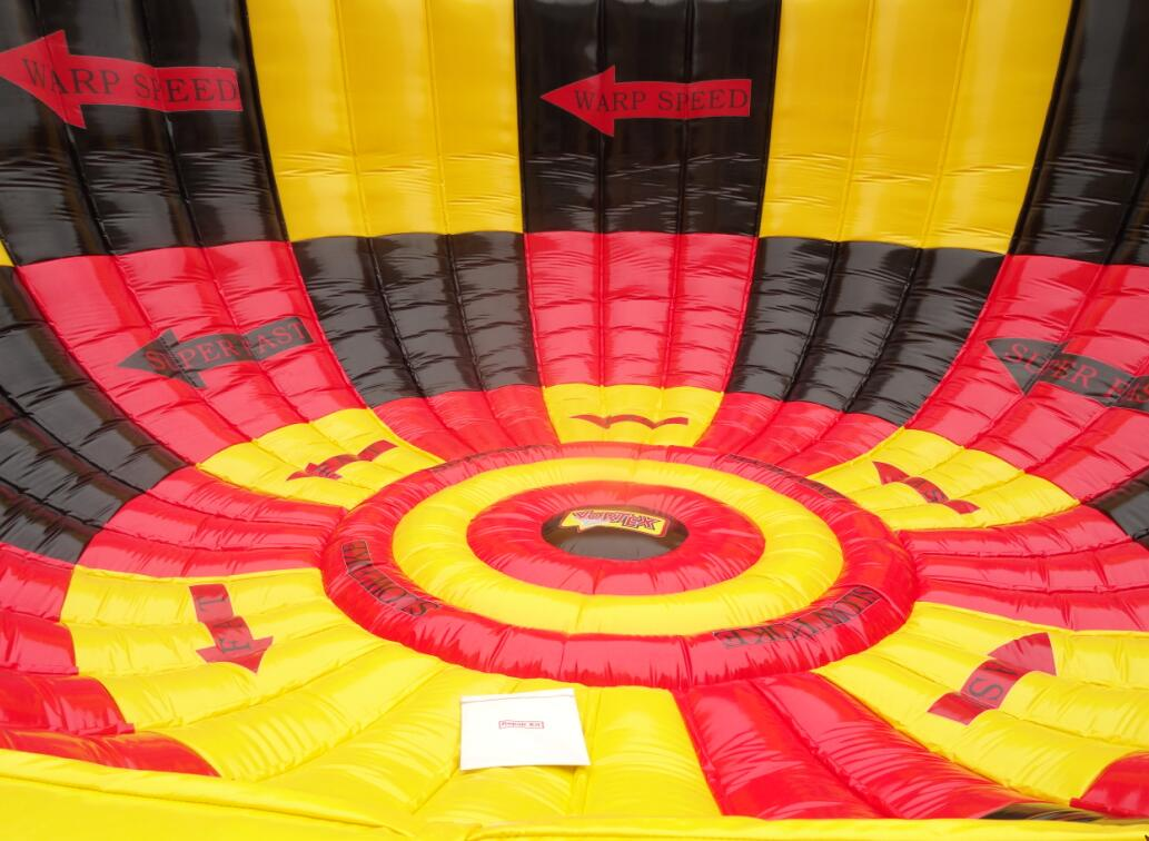 Inflatable Vortex Competition Game Lets Party