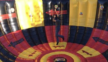 Inflatable Vortex Competition Game