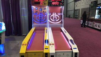 Skee Ball Arcade Game Rentals