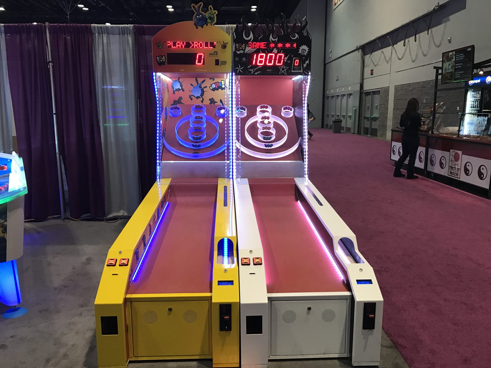Skee Ball Arcade Game Rentals Lets Party
