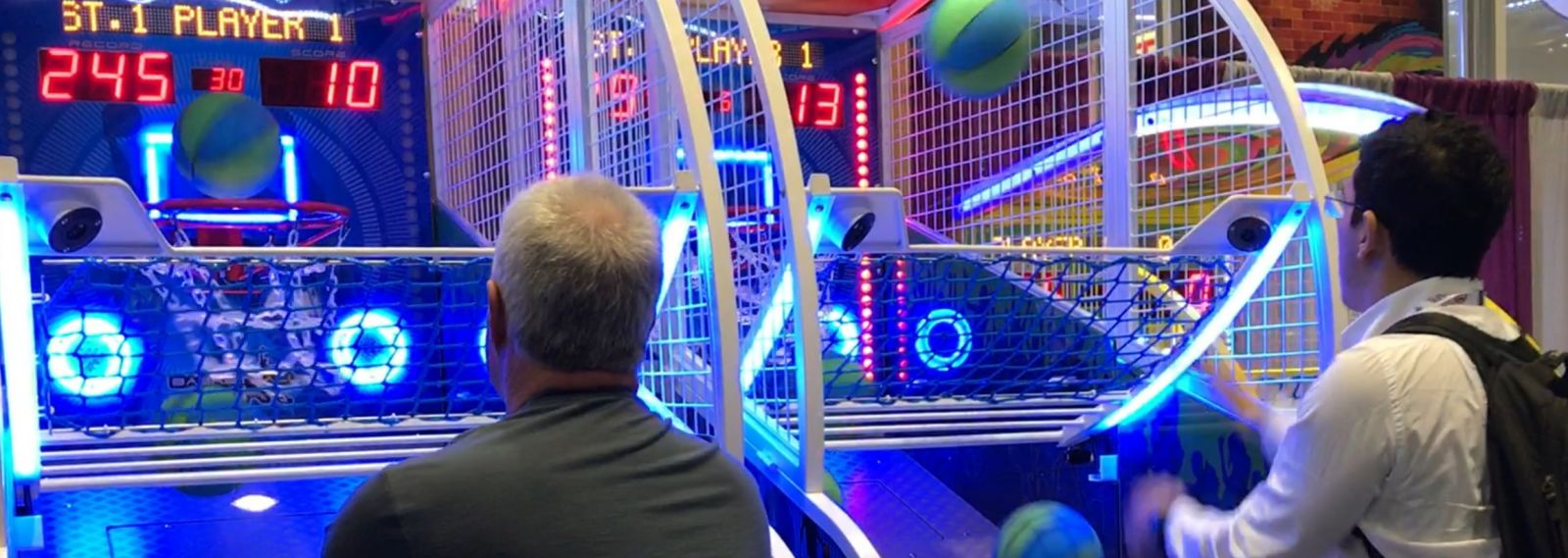 Basketball Arcade Game Sports Rentals