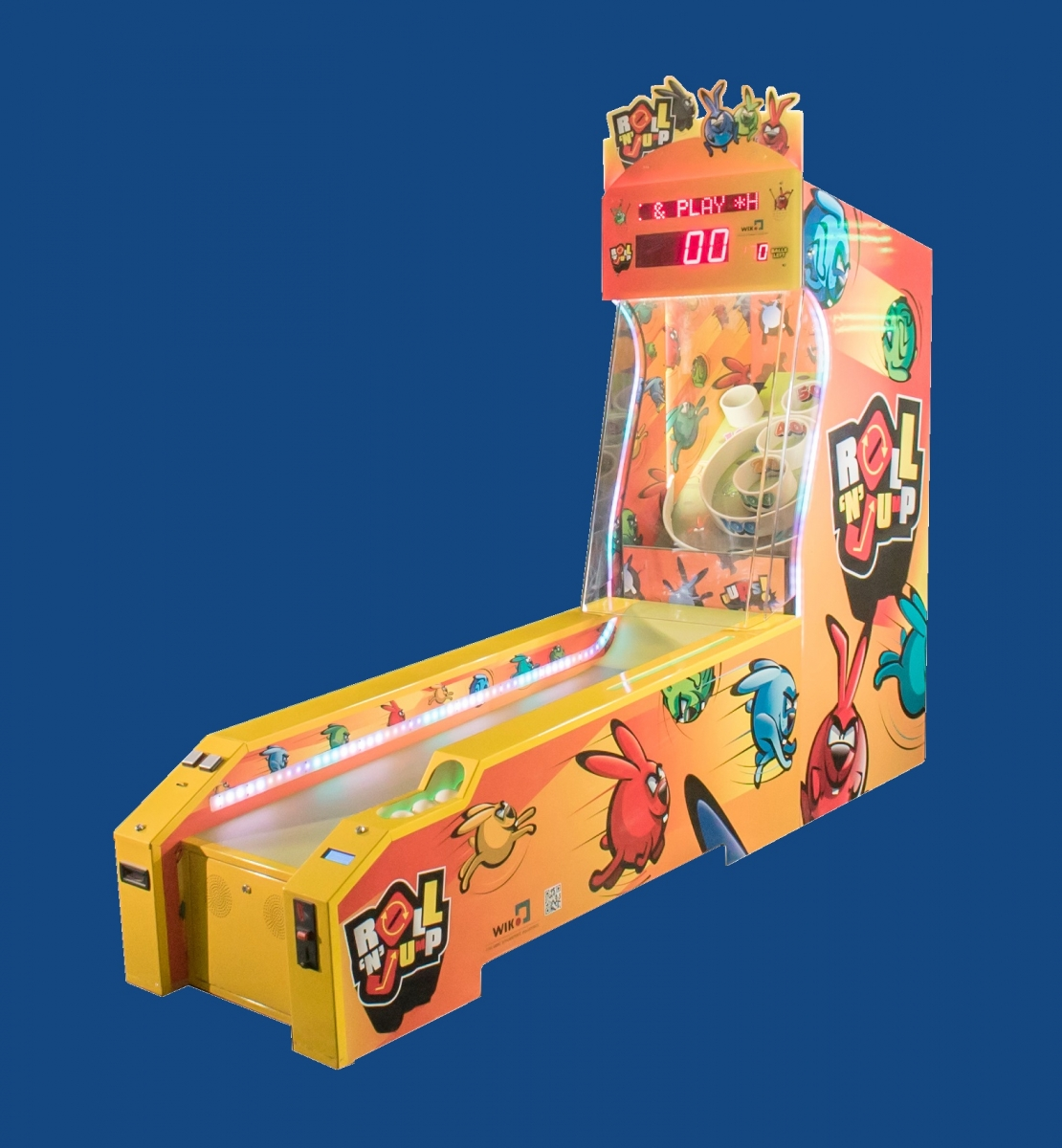 Skee Ball Machine Rental San Francisco Bay Area