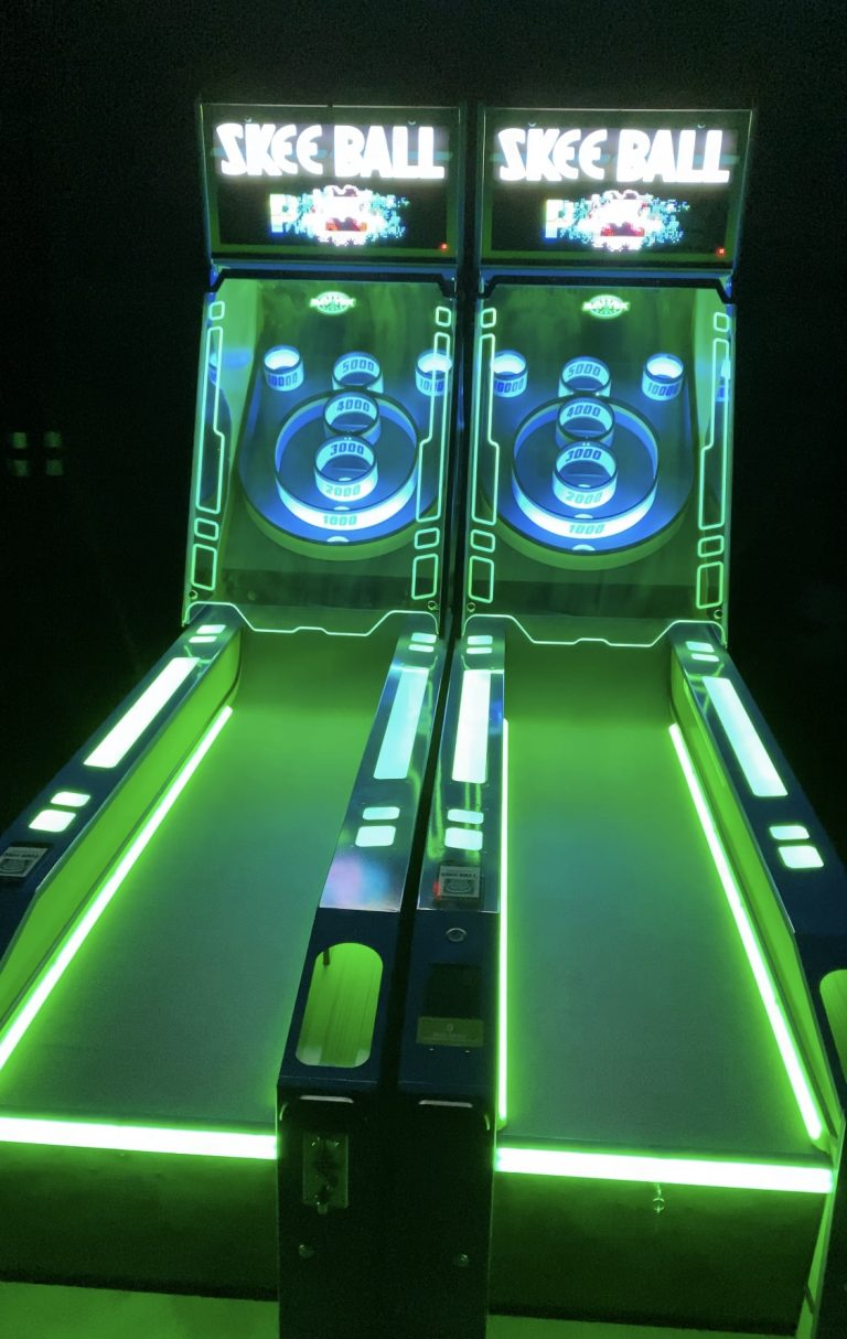 skee ball rental san francisco ca