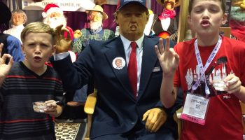 President Photo Booth Prop