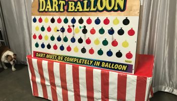Giant Balloon Dart Game Rental