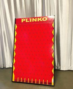 Giant Plinko Game Rental