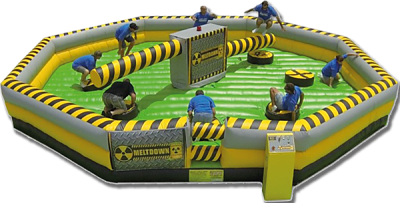 Meltdown Multiplayer Interactive Game Rental California