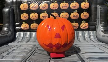 Halloween Mechanical Pumpkin Ride Rental