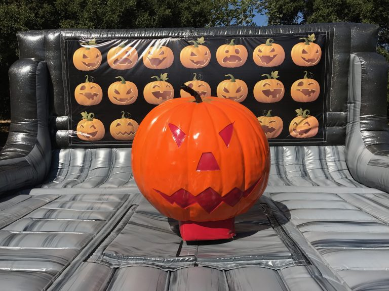 California Halloween Pumpkin Ride Rental