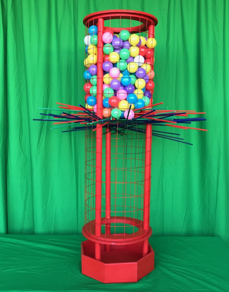 Giant Kerplunk Game Rental