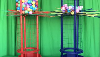 San Jose Giant Kerplunk Game Rental