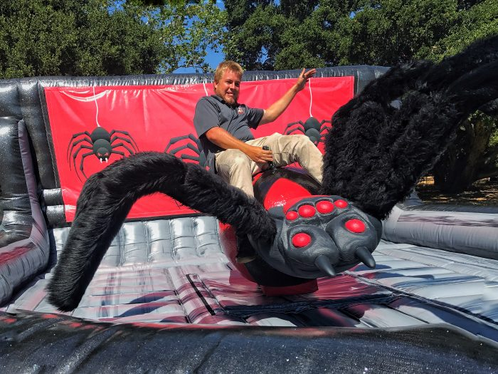 Halloween Mechanica lSpider Ride