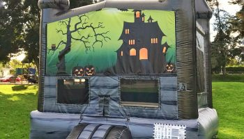 Halloween Haunted Mansion Bounce House Rental