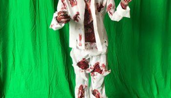 Halloween Zombie Prop Rental California