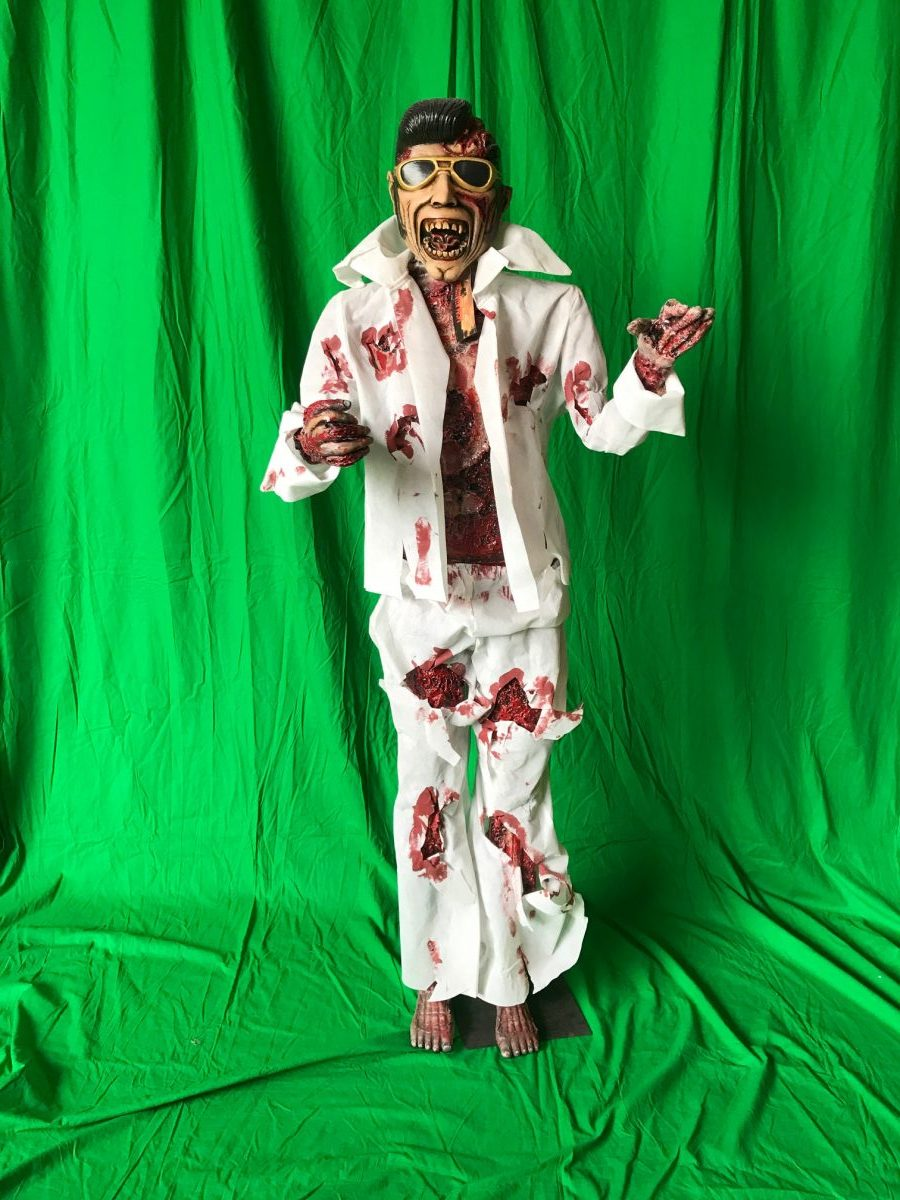 Halloween Zombie Prop Rental California