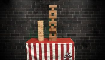 XXL Super Size Giant Cork Jenga