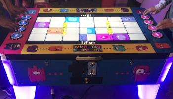 Monster Smash Arcade Game Rental