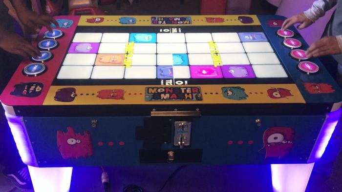 Arcade Game Rental San Francisco Bay Area