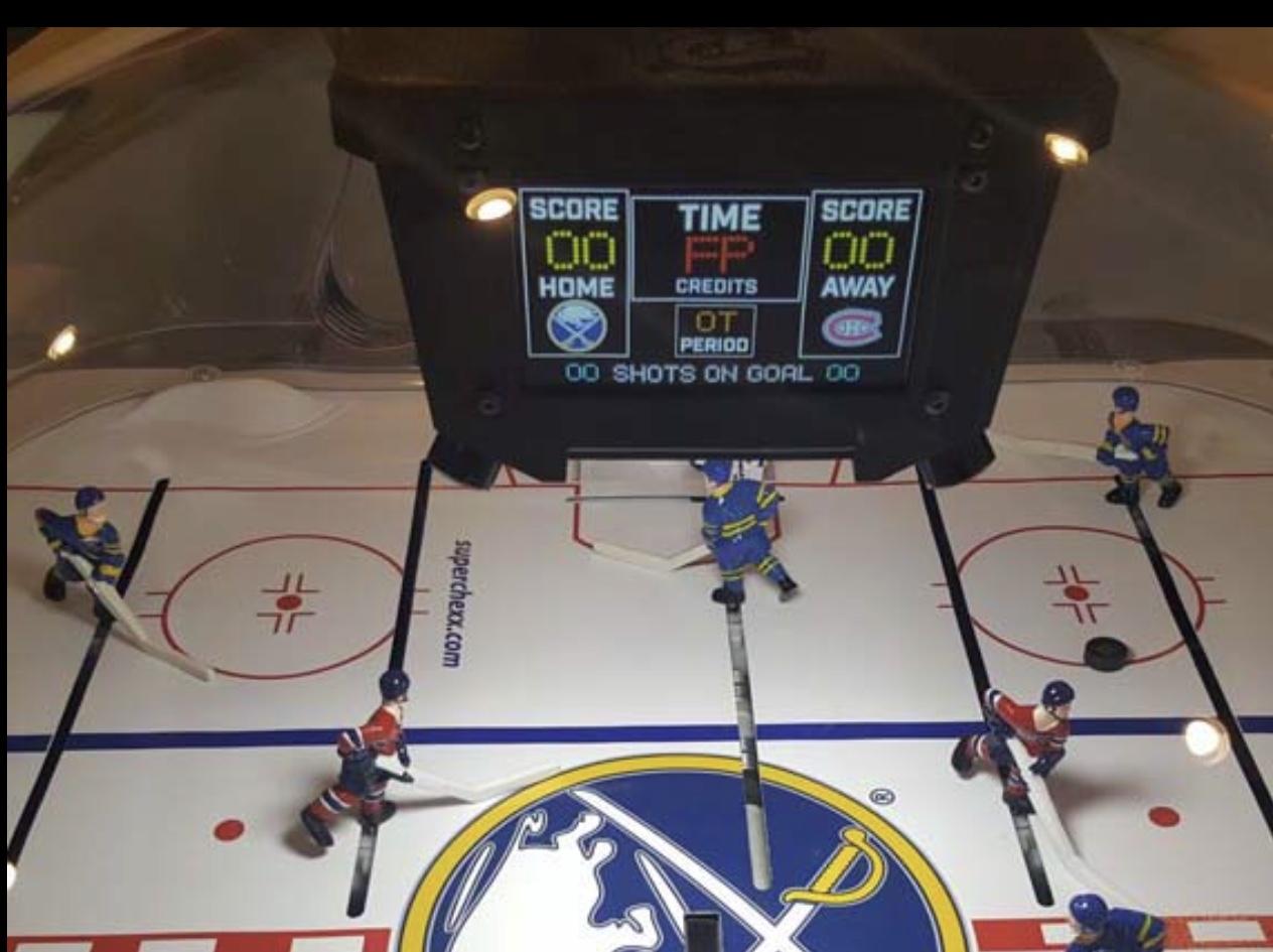 Hockey Game Rental Bay Area