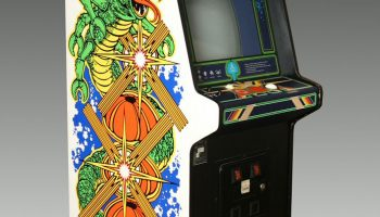 Centipede Video Arcade Game Rental