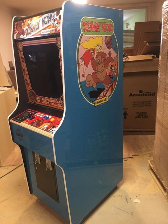 Arcade Game Rentals Northern California