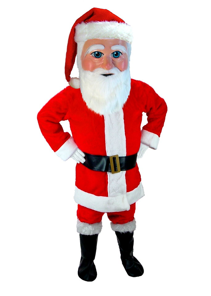 Santa Costume Rental San Francisco Bay Area
