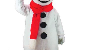 Snowman Holiday Costume Rental