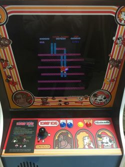 Donkey Kong Arcade Game Rental San Jose