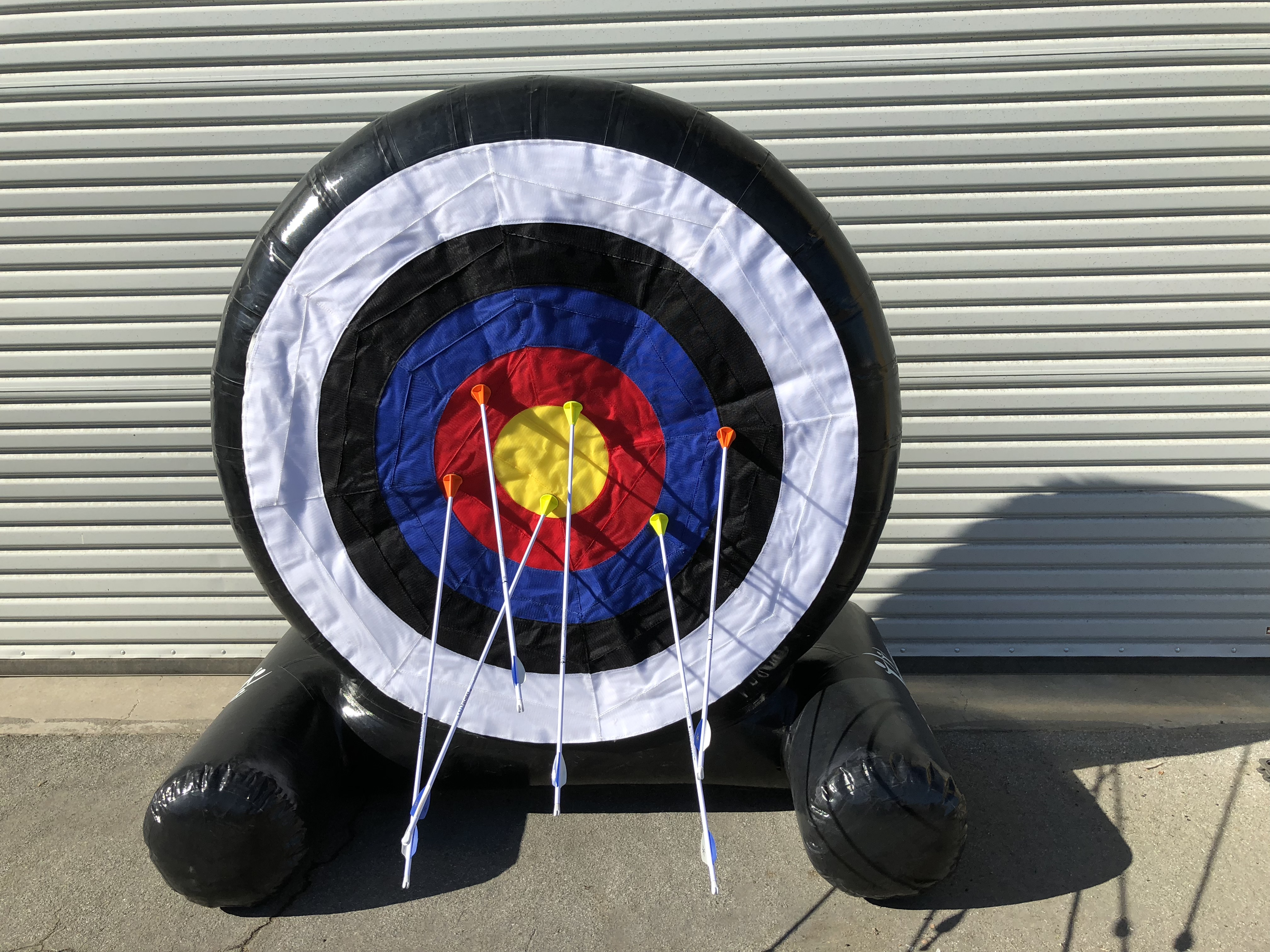 Archery Game Rental Northern California Bay Area