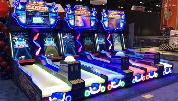 Glow Bowling Game Rentals San Jose California