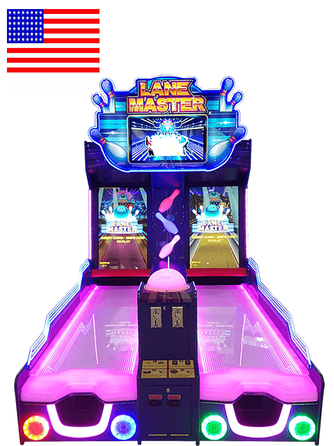Bowling Alley Arcade Game