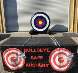 Archery Game Rental San Francisco Bay Area