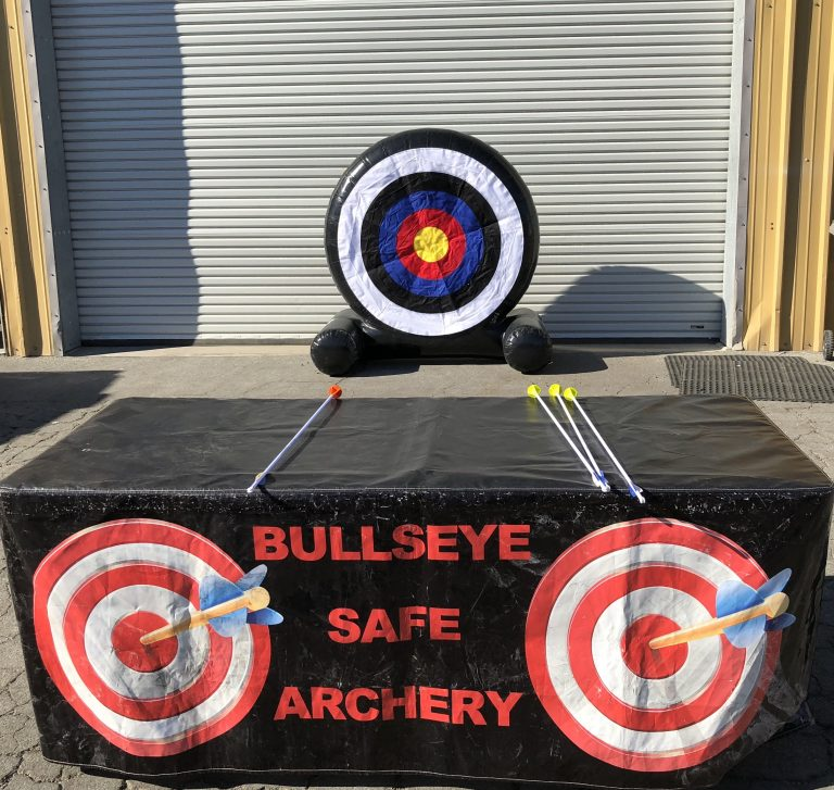 Archery Arcade Game Rental