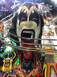 Kiss Pinball Machine Rental