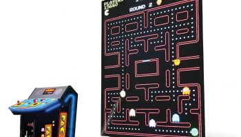 San Francisco Bay Area Pac Man Game Rental