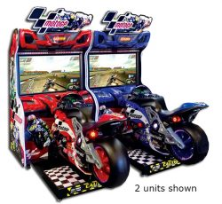 Motorcycle Arcade Game Rental