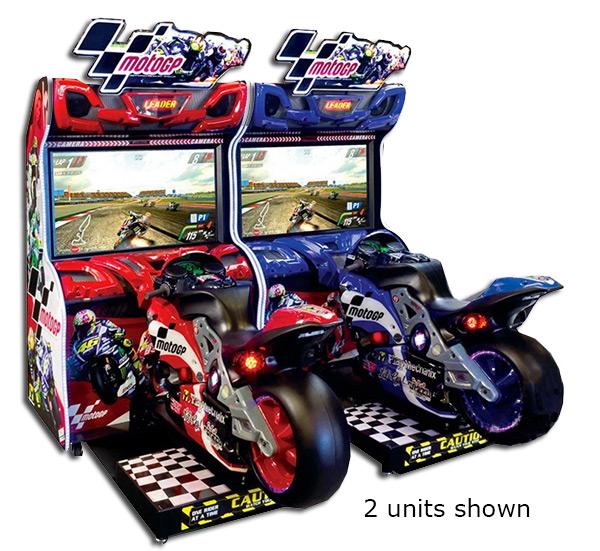 Motorcycle Arcade Game Rental