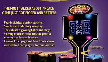 Pac Man Battle Royale Video Game Rental