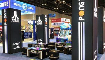 Pong Arcade Game San Jose Ca