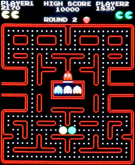 Worlds Largest Pac Man Game California